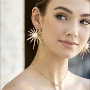 Kendra Scott Sayers Statement Earrings